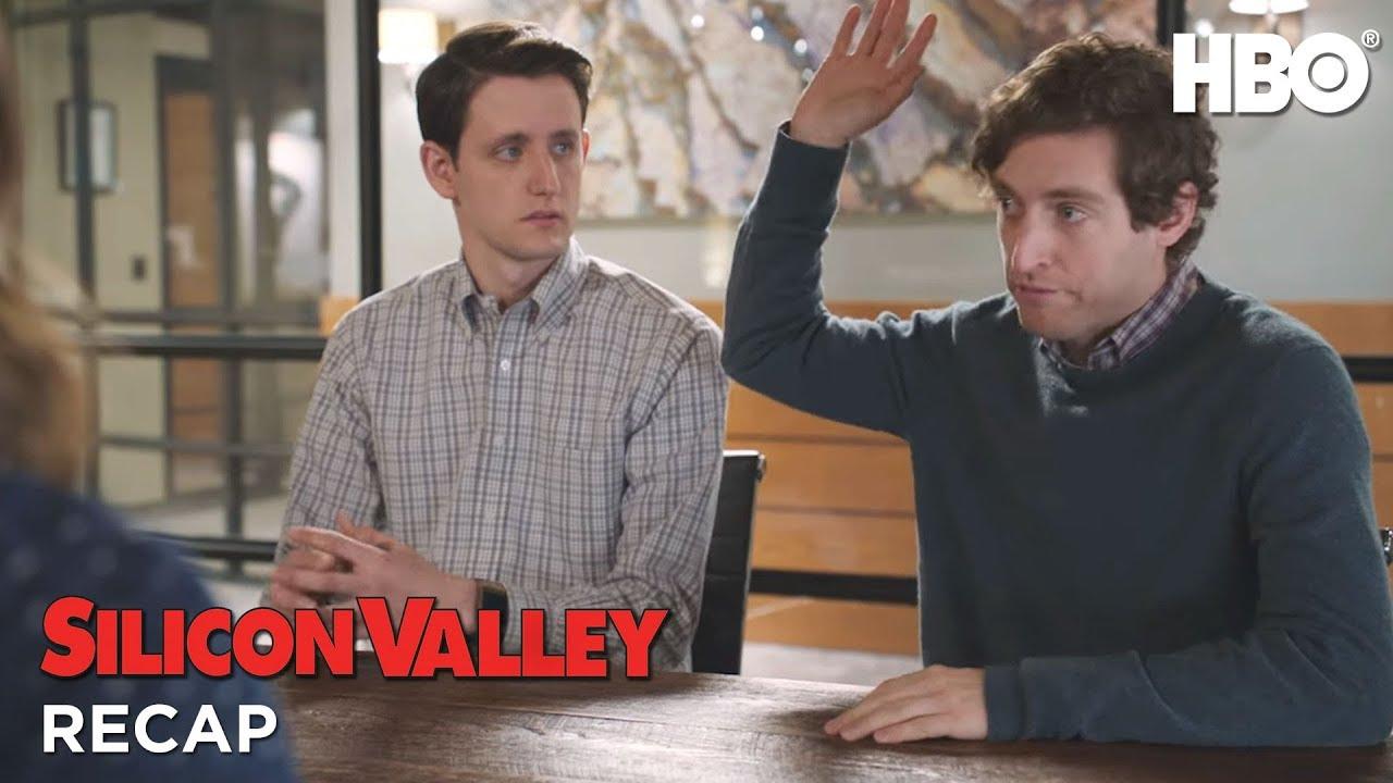 Download Silicon Valley: Season 3 Recap   HBO