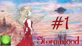 FFXIV - Stormblood - Playthrough (ITA) #1 - Castrum Oriens