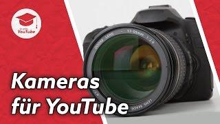 Welche ist die beste Kamera für YouTube? - Top 4 Kameras fürs Filmen und Vlogs