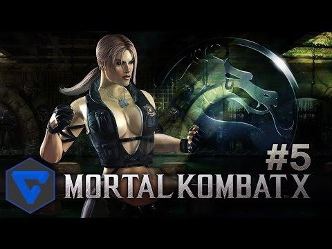 Эротические фото sonya blade из mortal combat