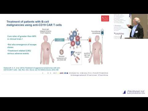 Farzin Farzaneh: Therapeutic cancer vaccines