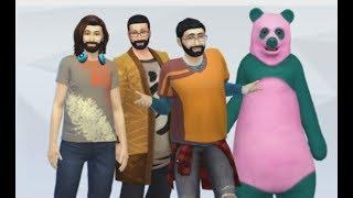 LA MEMEPOLICE - Los Sims 4 - Directo 1