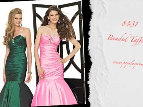 Popular Prom Magazine Mori Lee Prom Dress Gallery 2010 - popularprom.com