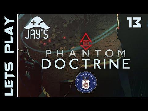 [FR] Phantom Doctrine : Campagne CIA - Épisode 13