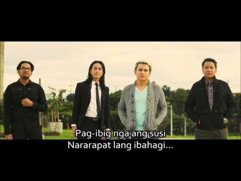 SPONGE COLA Pag-ibig(Dangwa) Lyrics