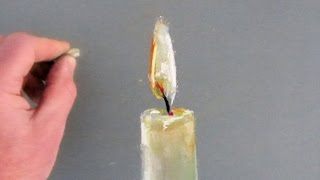 How to Draw a Candle Flame: Narrated