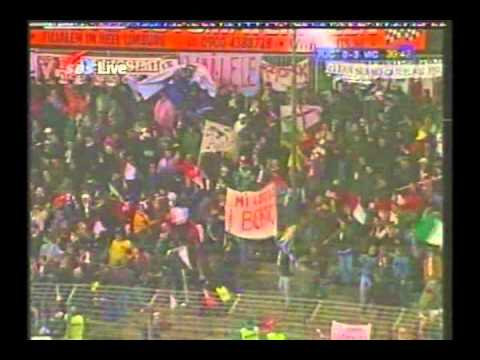1998 March 5 Roda JC Kerkrade Holland 1 Vicenza Italy 4 Cup Winners Cup