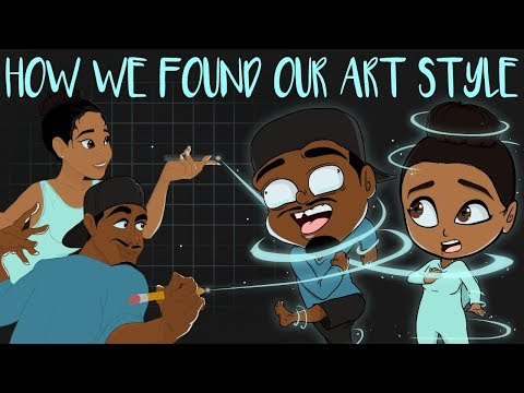 How We Found Our Art Style
