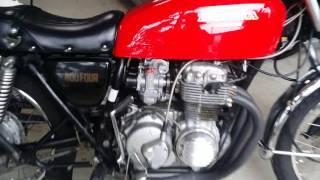 CB400FOUR(398cc)ヨンフォア    ヨシムラマフラーにCRキャブ thumbnail