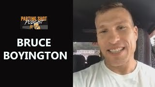 Bruce Boyington Talks CES MMMA Featherweight Title Win Over UFC Veteran Sean Soriano