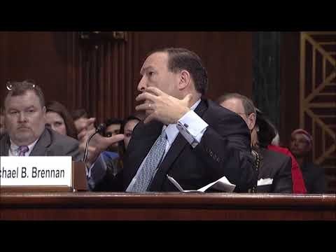 Cory Booker Questions Federal Appeals Court Nominee Michael Brennan