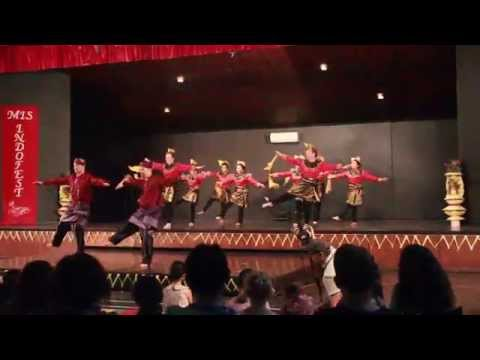 Medan Independent School Indofest 2015 - Teachers' Dance