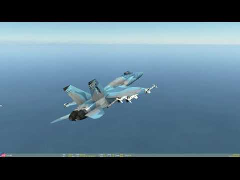 DCS World Test cruise missiles