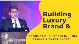 Building Luxury Brand   Product