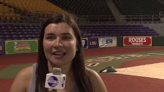 LSU Baseball falls to UNO in exhibition game
