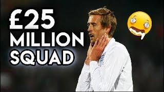 Could a 25 MILLION Squad Survive The Premier League? - Football Manager 2018 Experiment