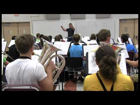 Foster Music Camp at EKU