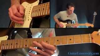 american idiot guitar lesson green day