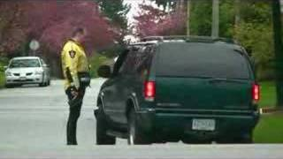 Laser Jammer vs Police Laser Speed Trap in Vancouver