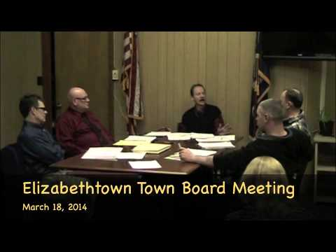 an essay on the town board meeting The east lansing city council is the legislative and policy-making body for the city government five councilmembers are elected at-large for overlapping four-year terms.