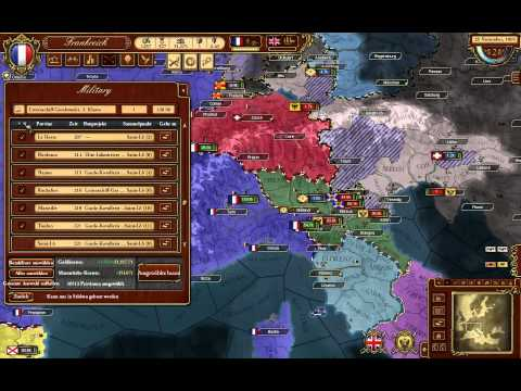 March Of The Eagles Multiplayer 1. Runde