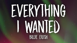 Download lagu Billie Eilish - everything i wanted (Lyrics)