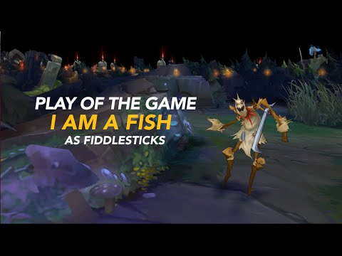 [Concept/Overwatch Mashup] Play of the game in League of Legends