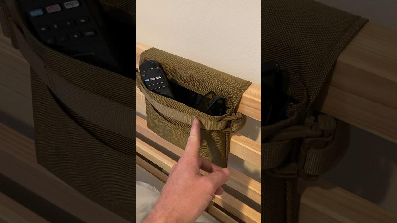 Bed Bag for Ikea Frame Remote Storage