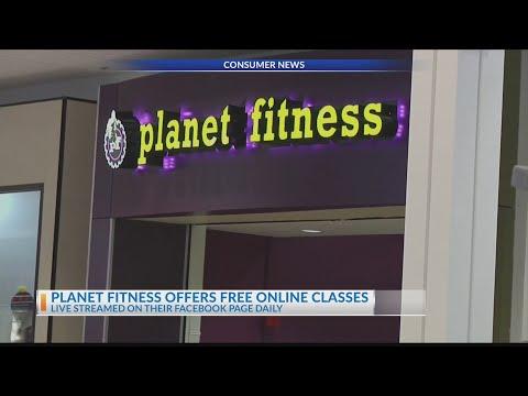 Planet Fitness offering free online classes during coronavirus outbreak