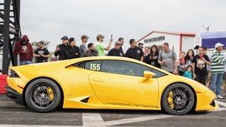 2000hp Turbo HURACAN - 215 mph MISSILE!