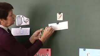 урок обучения грамоте 1 класс