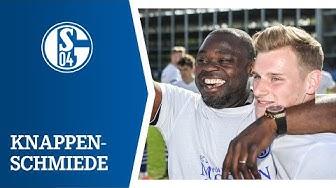 Aufstieg! Die U23 des S04 kehrt in die Regionalliga zurück | FC Schalke 04