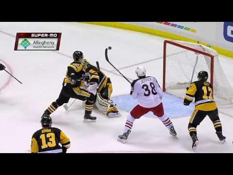 Columbus Blue Jackets vs Pittsburgh Penguins - April 20, 2017 | Game Highlights | NHL 2016/17