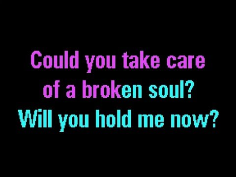 Jess Glynne - Take Me Home (Karaoke Instrumental) On Screen Lyrics