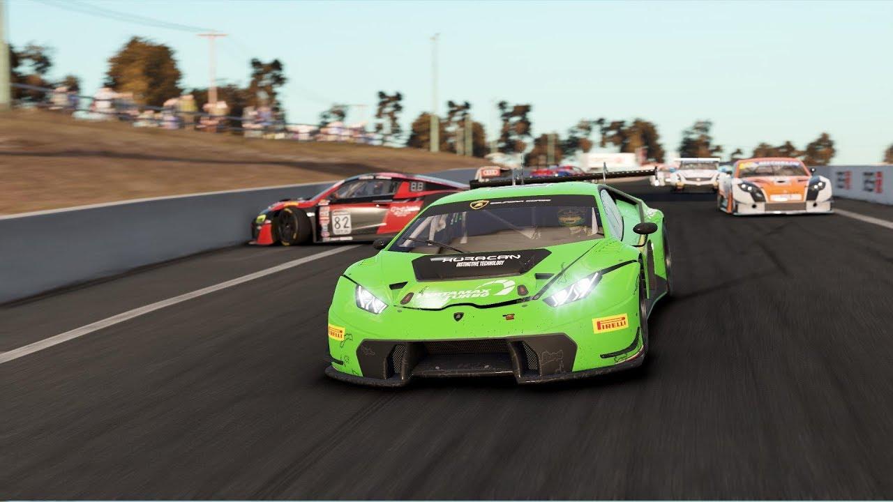 Project Cars 2 Lamborghini Huracan Gt3 Bathurst Ps4 Pro Youtube