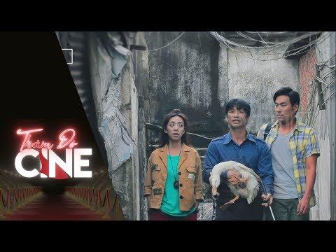 Bộ ba Dustin Nguyễn, Thu Trang, Kiều Minh Tuấn rủ nhau lập băng cùng chú vịt | Thảm Đỏ Cine | VIEW