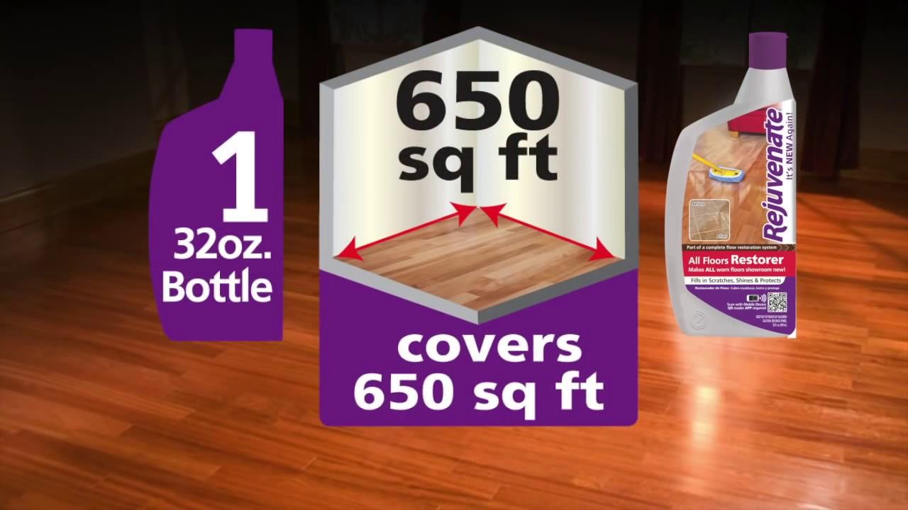 rejuvenate floor cleaner 32oz