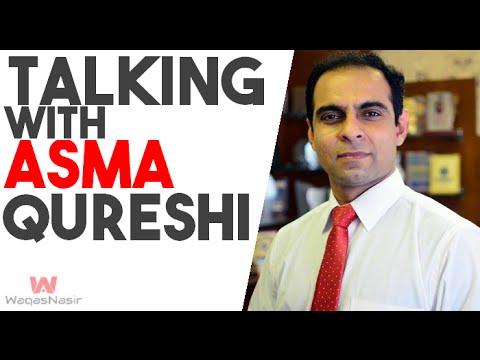 Talking With A Psychologist (Asma Qureshi)- By Qasim Ali Shah (In Urdu/Hindi) 2016