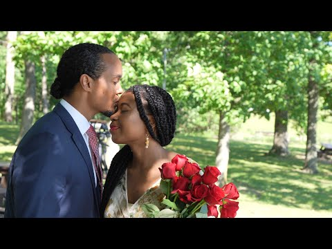 Bernice and Lamont's Engagement 4K Cinematic Preview