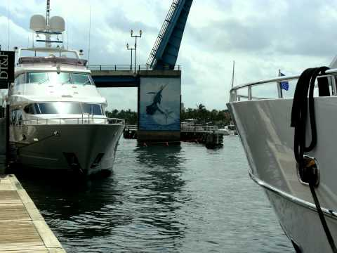 Boat Show Photos 2010 FLIBS by Fort Lauderdale Marine Directory