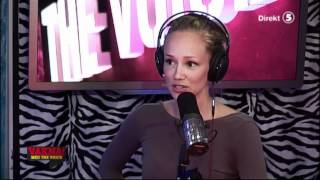 Josefin Palmgren vet allt om engångsligg - VAKNA! med the Voice