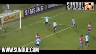 Goal Highlight | Paraguay 2 vs 5 Argentina [11/09/2013] | FIFA WC Qualification 2014 | Video Bola