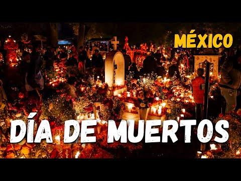DÍA DE MUERTOS EN PÁTZCUARO MICHOACÁN, MÉXICO