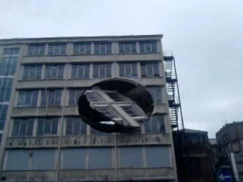 moorfields spinning building