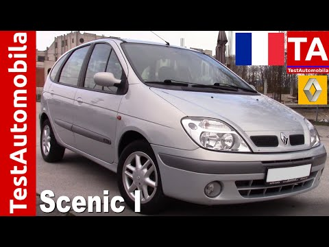 RENAULT Scenic I Generacije TEST YouTube