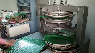 Phone 8688867011 Guntur Ongole cudapa Chittoor paper plate making machine price