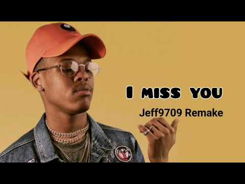 Nasty C - I Miss You Instrumentals  beat type  How to produce like Nasty C  Remake  By Jeff9709
