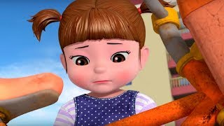 Дорогой папа + Друг с веснушками -Консуни-сборник - Мультфильмы для девочек - Kids Videos