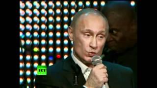 Singing Putin: