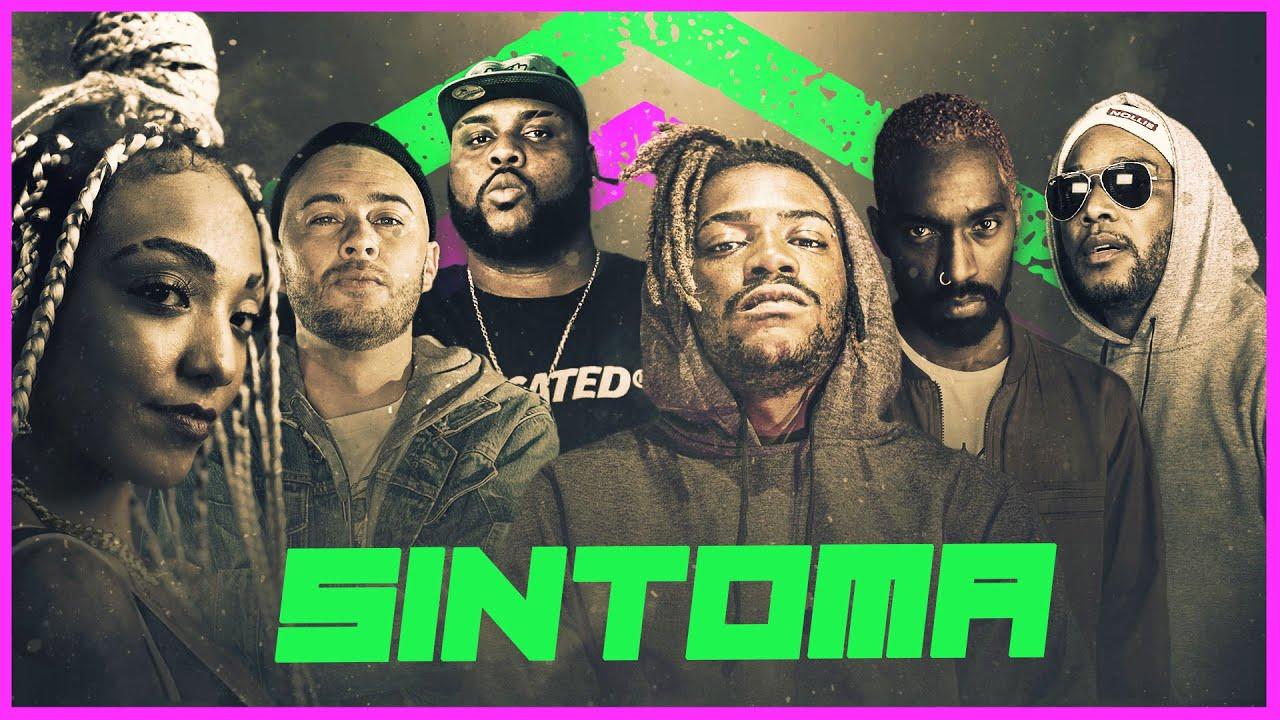 Rap Box - Dö Mc | Eloy Polemico | Nabil | Kadri | Pelé Milflows | Zuluzão - Sintoma
